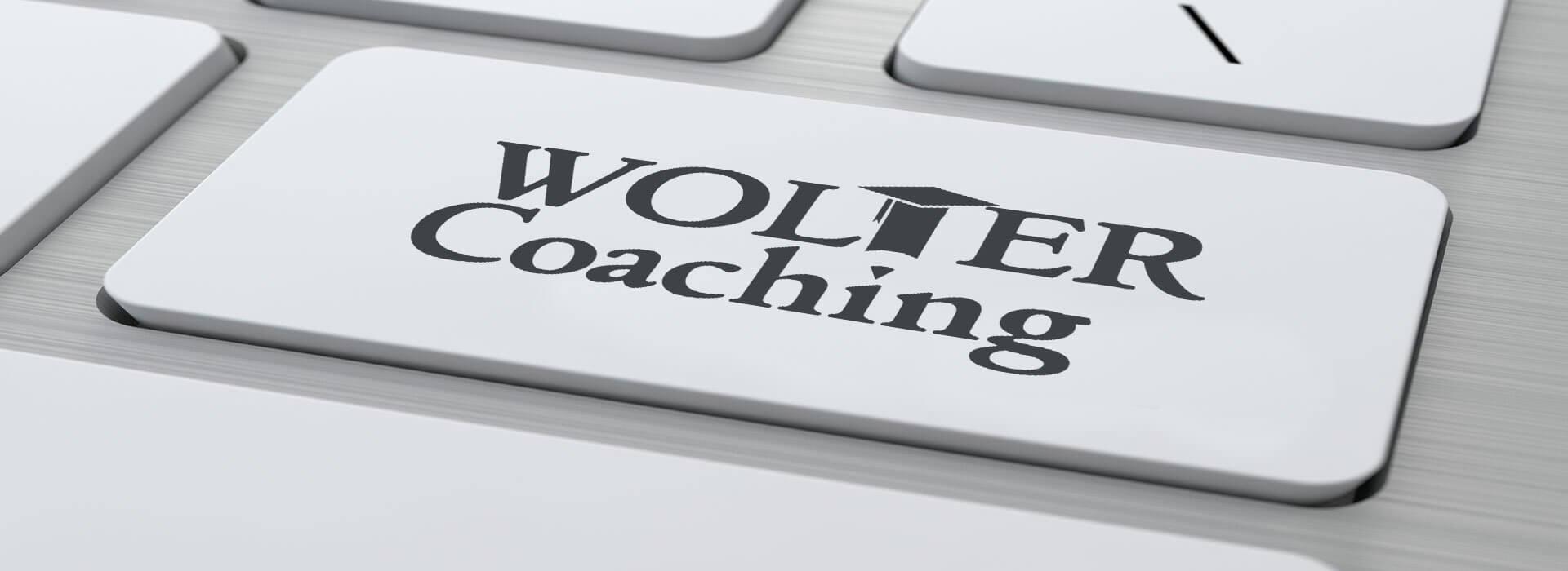 Bild Taste | Wolter Coaching