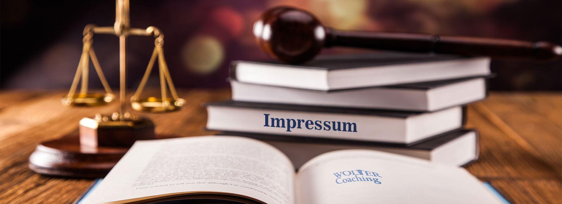 Bild Impressum | Wolter Coaching